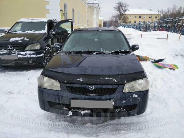 Mazda Familia, 1998 год, 170 000 руб.