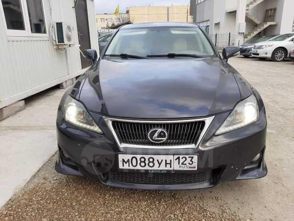Lexus IS250, 2011 год, 680 000 руб.