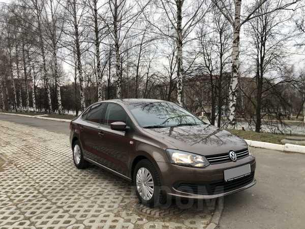 Volkswagen Polo, 2014 год, 597 000 руб.