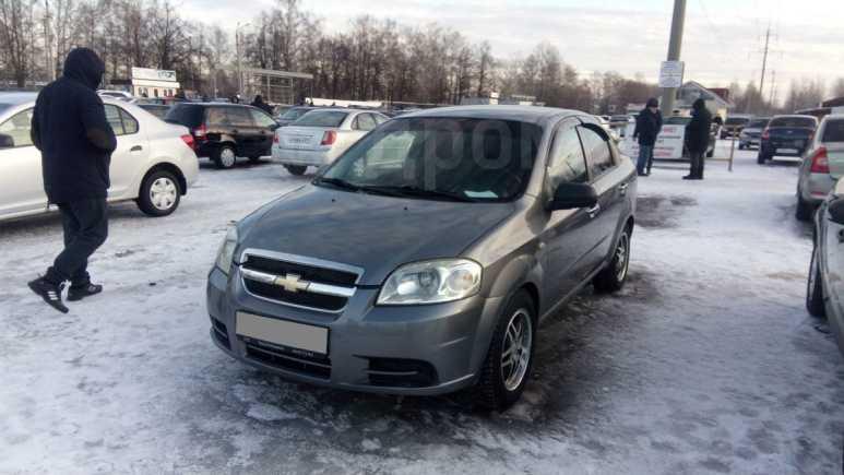Chevrolet Aveo, 2008 год, 223 000 руб.
