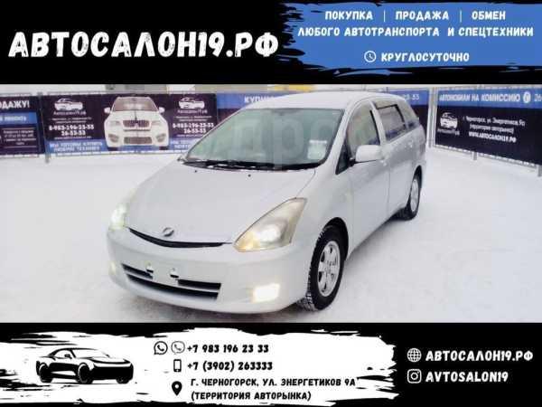 Toyota Wish, 2008 год, 666 000 руб.