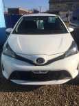 Toyota Vitz, 2015 год, 555 000 руб.