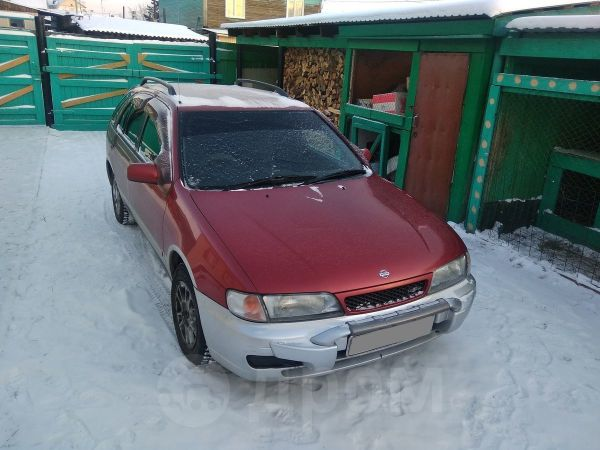 Nissan Lucino, 1997 год, 190 000 руб.