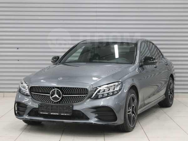 Mercedes-Benz C-Class, 2018 год, 2 100 000 руб.