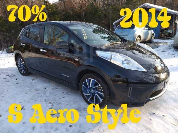Nissan Leaf, 2014 год, 450 000 руб.