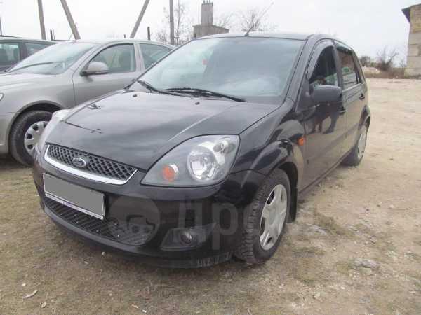 Ford Fiesta, 2007 год, 317 000 руб.