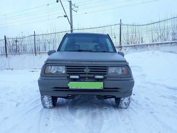 Suzuki Escudo, 1989 год, 130 000 руб.