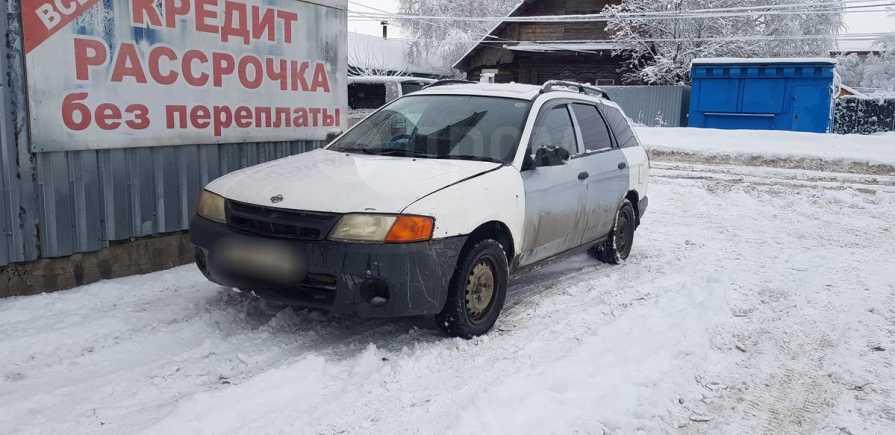 Nissan AD, 2002 год, 96 000 руб.
