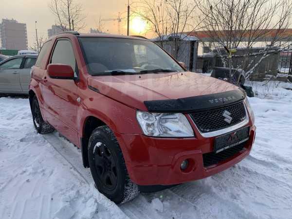 Suzuki Grand Vitara, 2007 год, 387 000 руб.