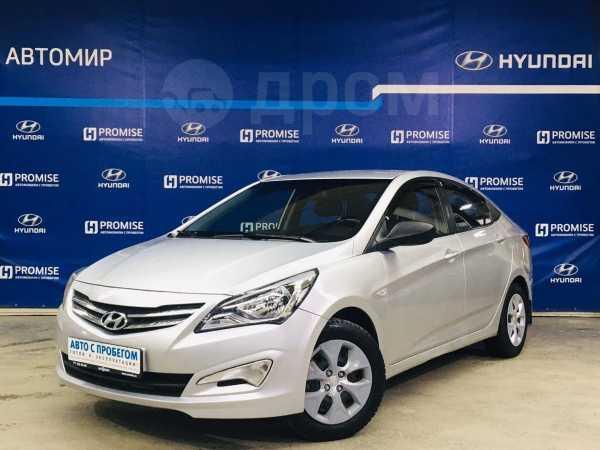 Hyundai Solaris, 2016 год, 425 000 руб.