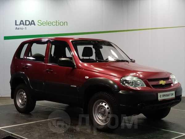 Chevrolet Niva, 2015 год, 445 000 руб.