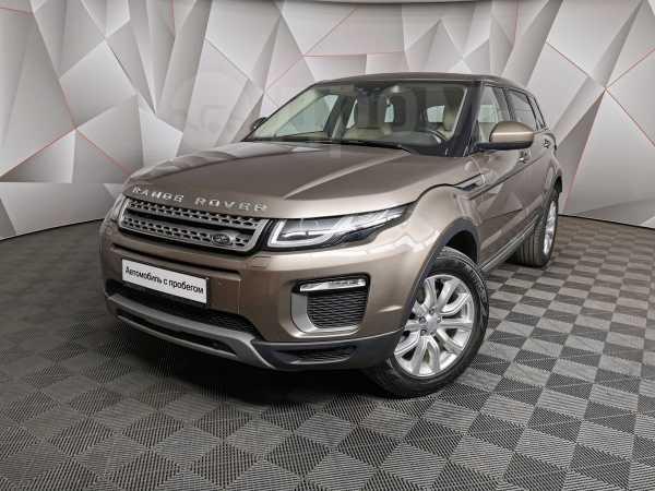 Land Rover Range Rover Evoque, 2017 год, 1 758 000 руб.
