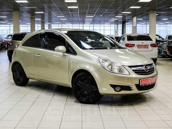 Opel Corsa, 2008 год, 299 900 руб.