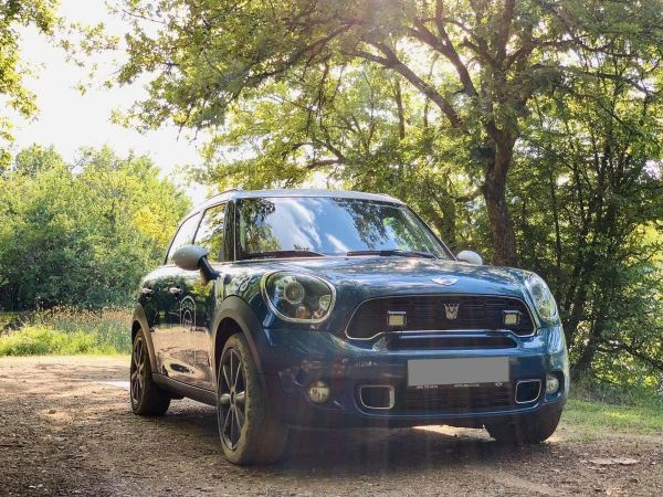 Mini Countryman, 2011 год, 850 000 руб.