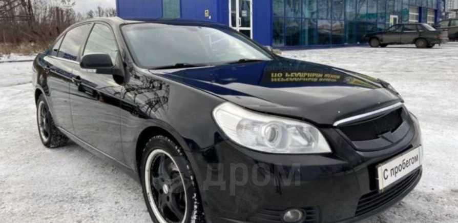 Chevrolet Epica, 2008 год, 335 000 руб.