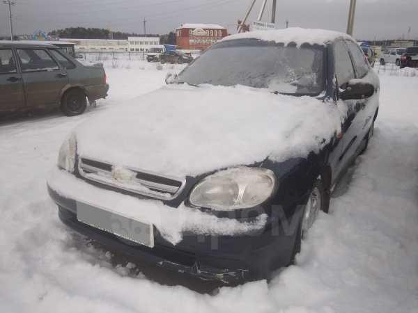 Chevrolet Lanos, 2008 год, 98 000 руб.
