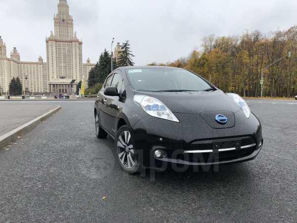 Nissan Leaf, 2013 год, 699 000 руб.