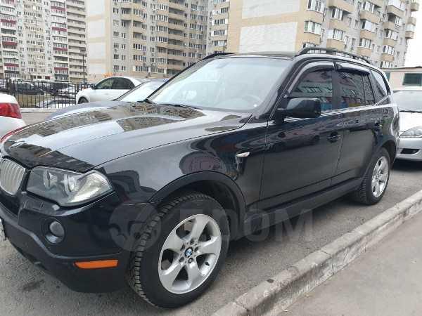 BMW X3, 2008 год, 570 000 руб.