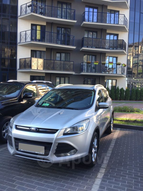 Ford Kuga, 2014 год, 900 000 руб.