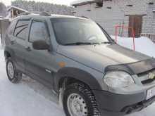 Барнаул Niva 2009