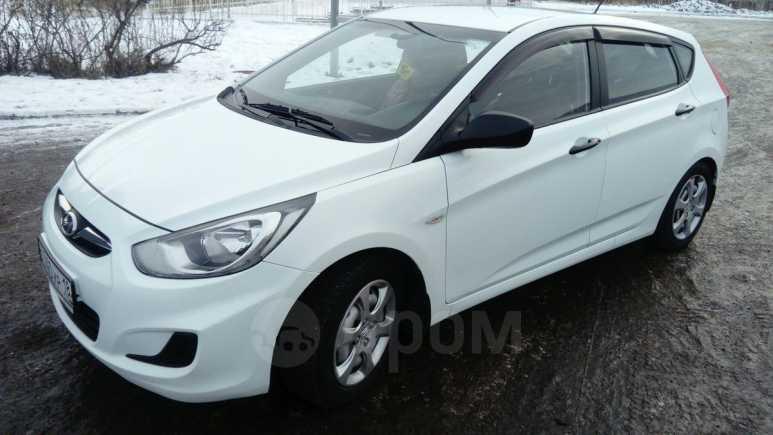 Hyundai Solaris, 2013 год, 360 000 руб.