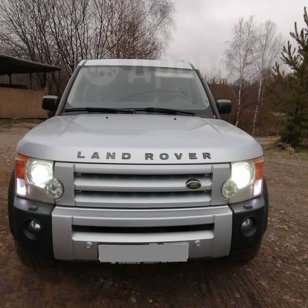 Land Rover Discovery, 2006 год, 610 000 руб.