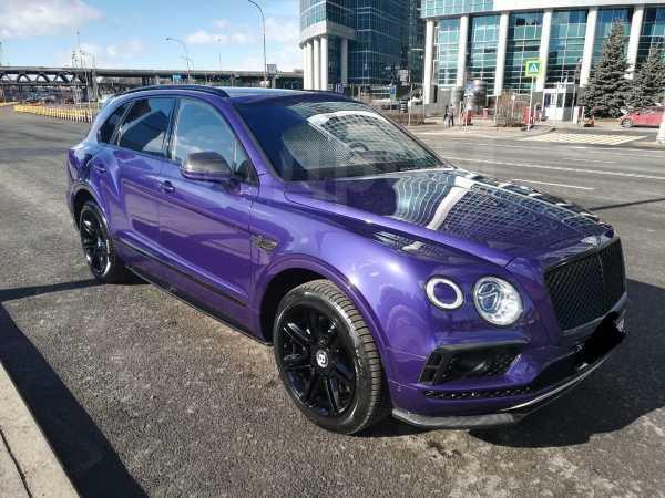 Bentley Bentayga, 2017 год, 12 400 000 руб.