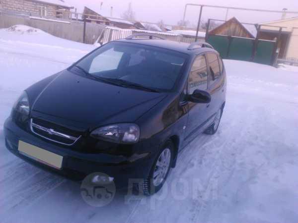 Chevrolet Rezzo, 2008 год, 220 000 руб.
