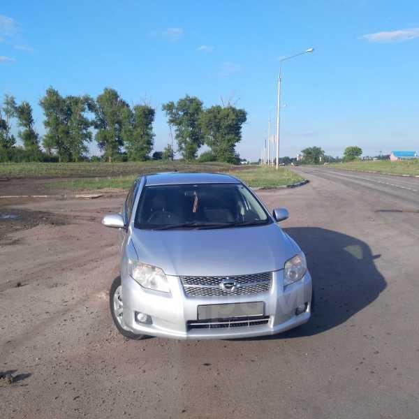 Toyota Corolla Fielder, 2007 год, 530 000 руб.