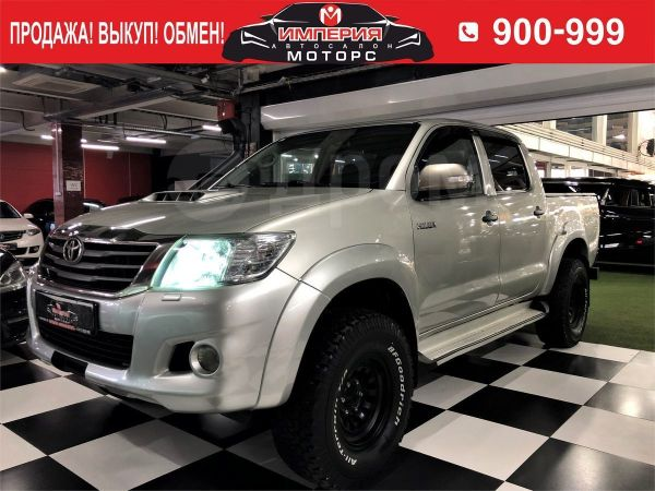 Toyota Hilux Pick Up, 2012 год, 1 299 000 руб.