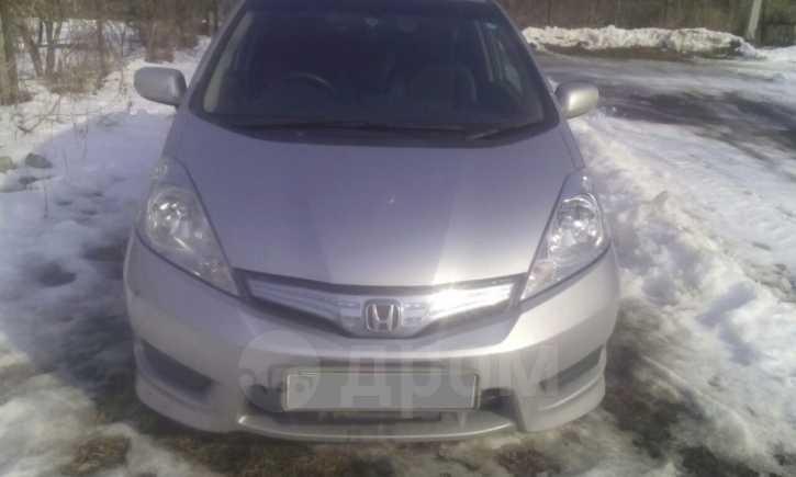 Honda Fit Shuttle, 2011 год, 480 000 руб.