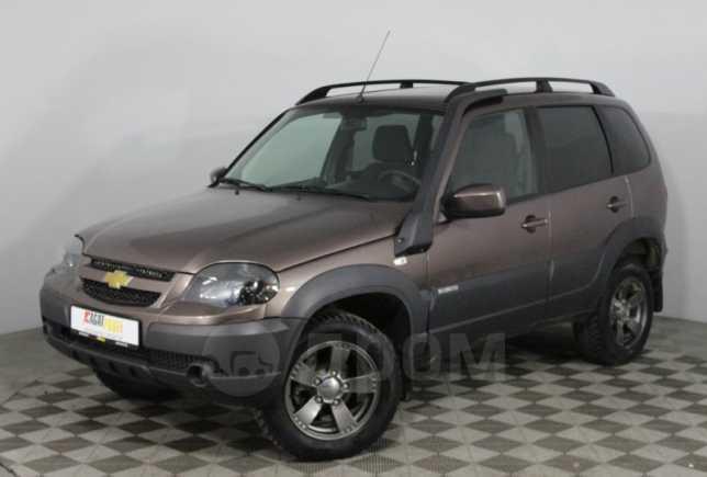 Chevrolet Niva, 2018 год, 540 000 руб.