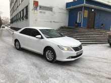 Красноярск Toyota Camry 2013