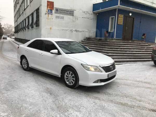 Toyota Camry, 2013 год, 865 000 руб.