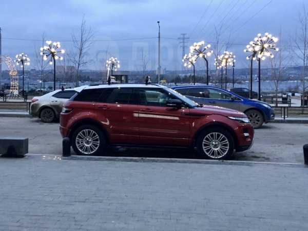 Land Rover Range Rover Evoque, 2012 год, 1 320 000 руб.