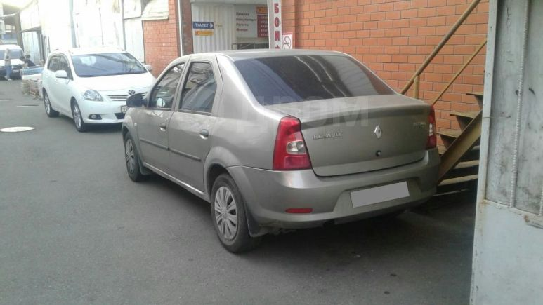 Renault Logan, 2010 год, 250 000 руб.