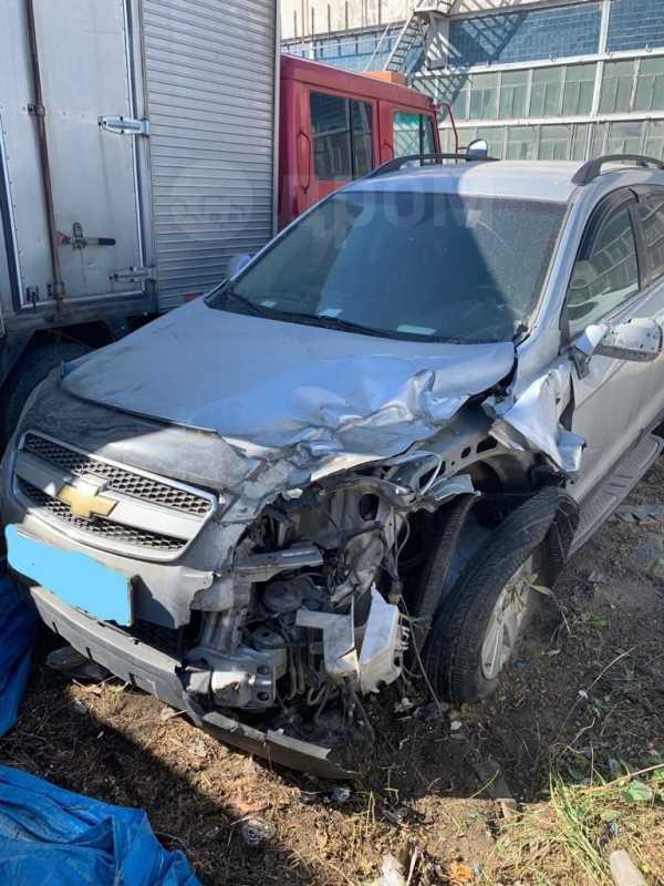 Chevrolet Captiva, 2011 год, 399 500 руб.