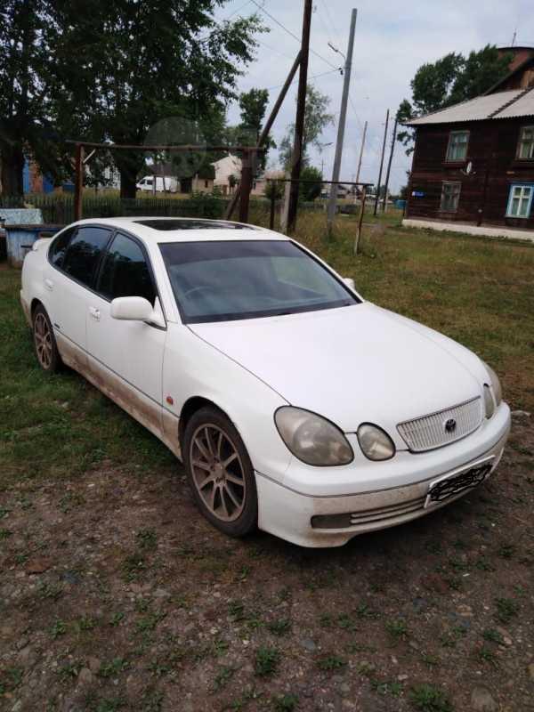 Toyota Aristo, 2001 год, 215 000 руб.