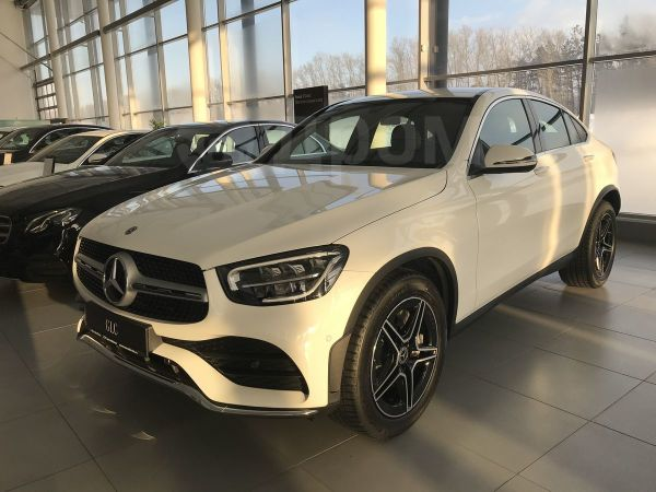Mercedes-Benz GLC Coupe, 2019 год, 4 363 000 руб.
