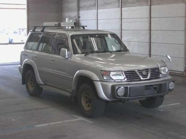 Nissan Safari, 2002 год, 400 000 руб.