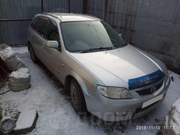 Mazda Familia S-Wagon, 2002 год, 200 000 руб.