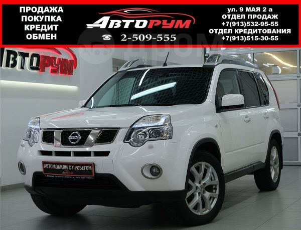 Nissan X-Trail, 2011 год, 917 000 руб.