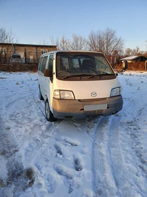 Mazda Bongo, 1999 год, 170 000 руб.