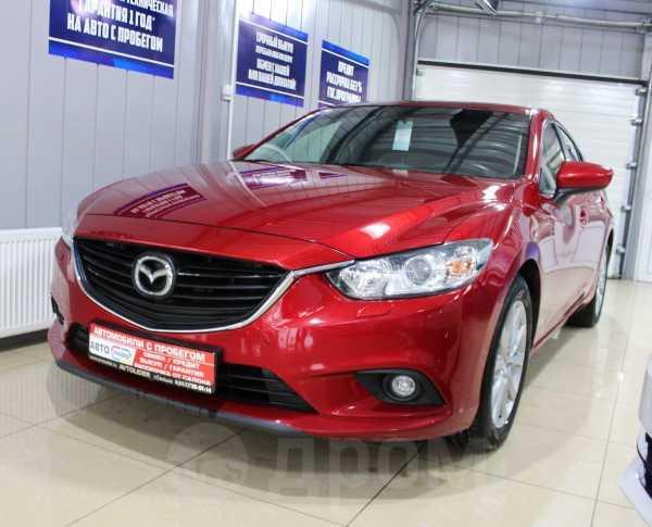 Mazda Mazda6, 2012 год, 849 900 руб.