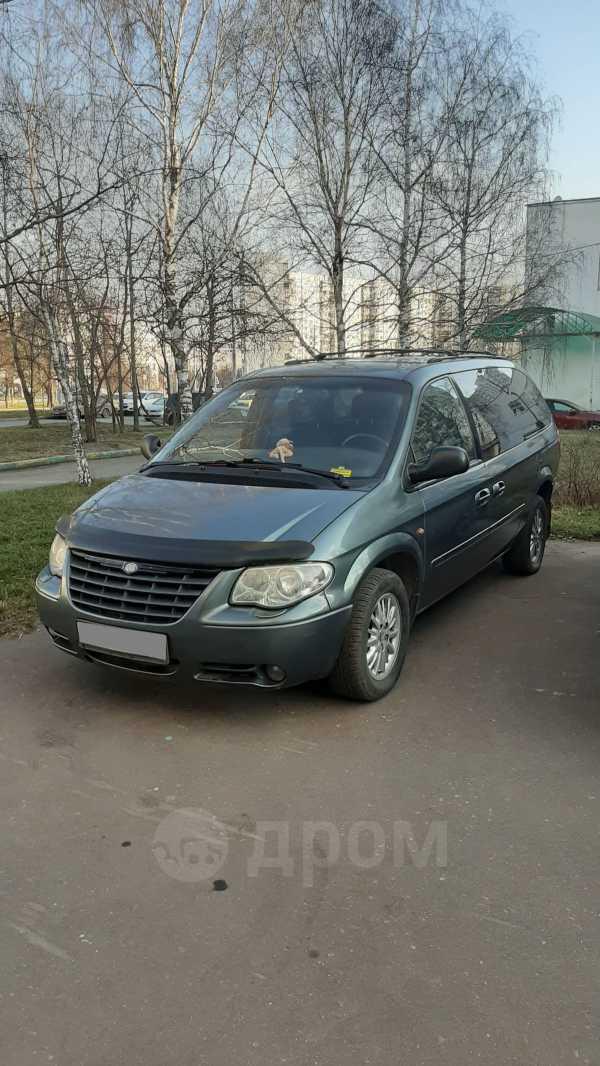 Chrysler Grand Voyager, 2006 год, 450 000 руб.