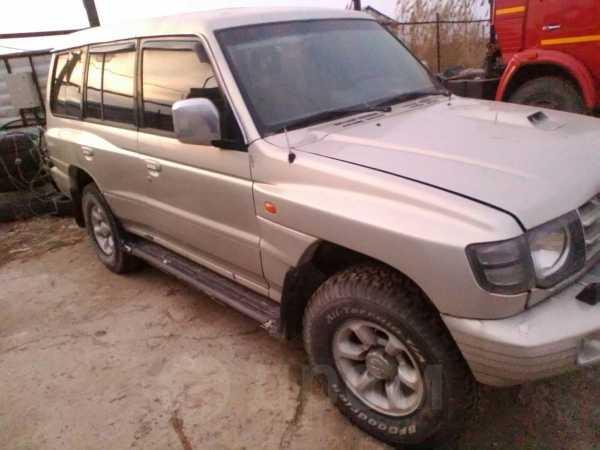 Mitsubishi Pajero, 1998 год, 150 000 руб.
