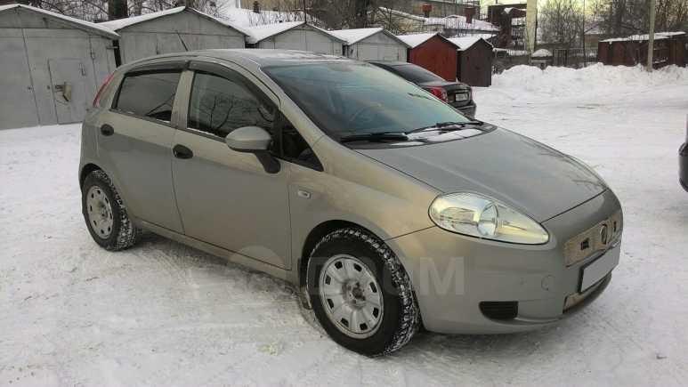 Fiat Punto, 2007 год, 205 000 руб.