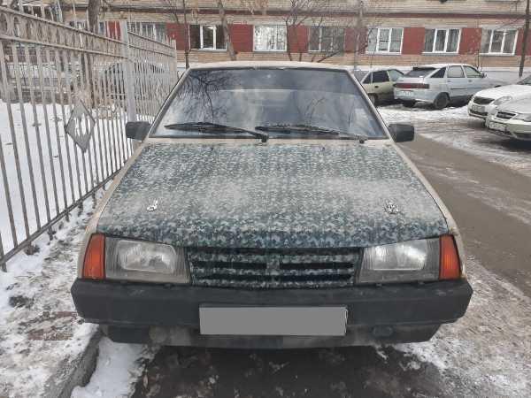 Лада 2109, 1994 год, 25 000 руб.