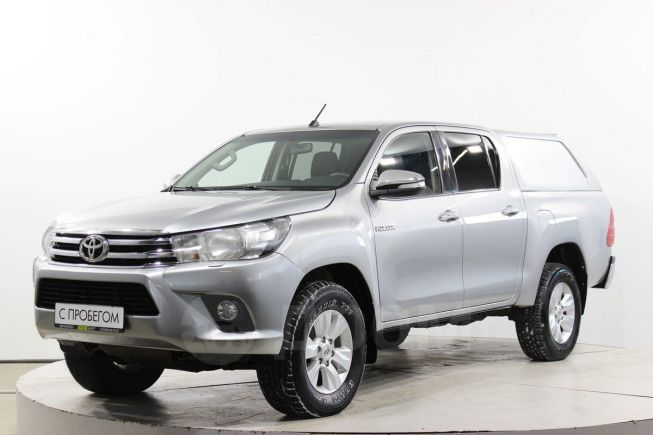 Toyota Hilux Pick Up, 2015 год, 1 255 000 руб.