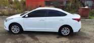Hyundai Solaris, 2017 год, 610 000 руб.